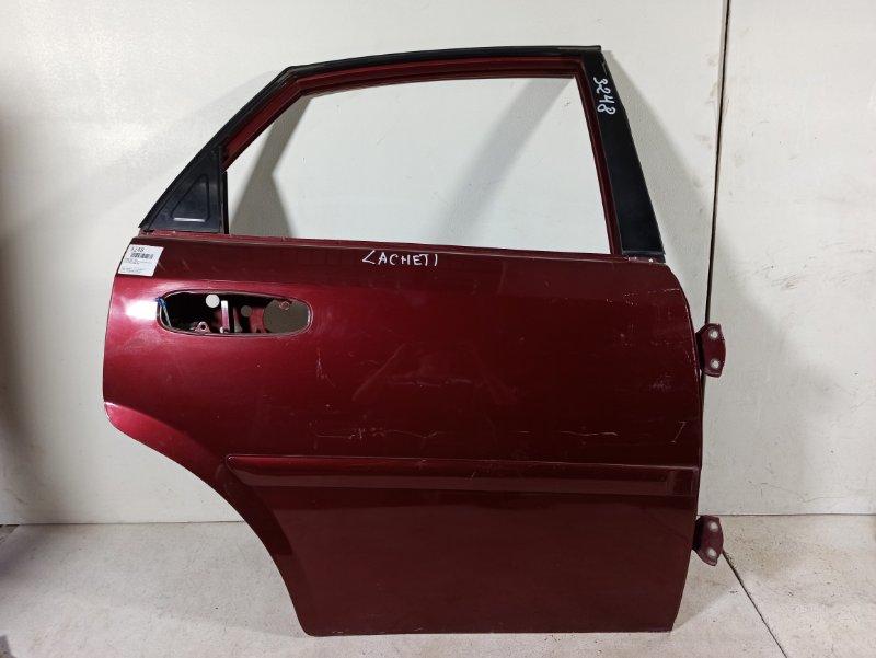 Дверь Chevrolet Lacetti J200 2003 задняя правая 96547900 (б/у)
