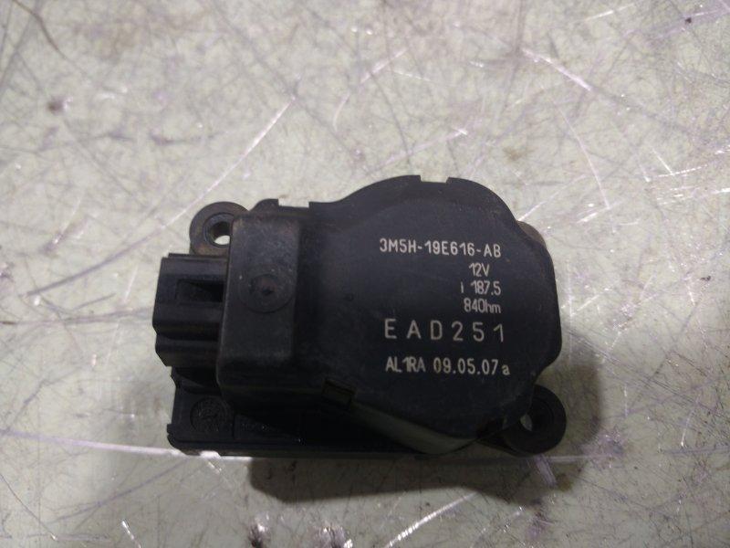 Мотор заслонки печки Ford Focus 3 BK 2011> 3M5H19E616AB (б/у)