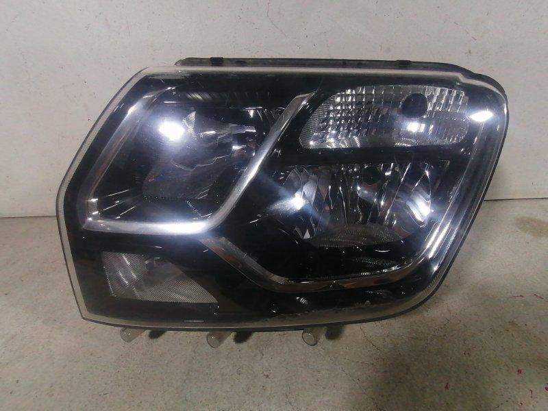 Фара Renault Duster K4M передняя левая 260605020R (б/у)