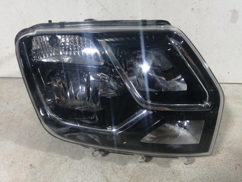 Фара Renault Duster K4M передняя правая 260107307R (б/у)