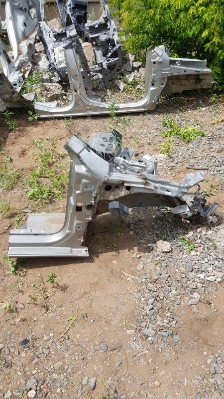 Лонжерон Skoda Octavia A5 передний правый (б/у)