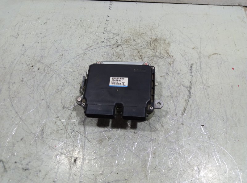 Блок управления двигателем Mitsubishi Lancer 10 CX 4A92 2012 1860B677 (б/у)