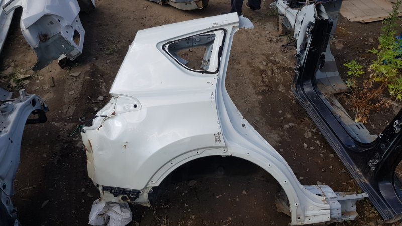 Крыло заднее Toyota Rav4 XA40 2.0 3ZRFE 2013 заднее правое (б/у)