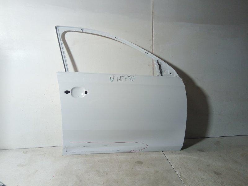 Дверь Skoda Rapid передняя правая (б/у)