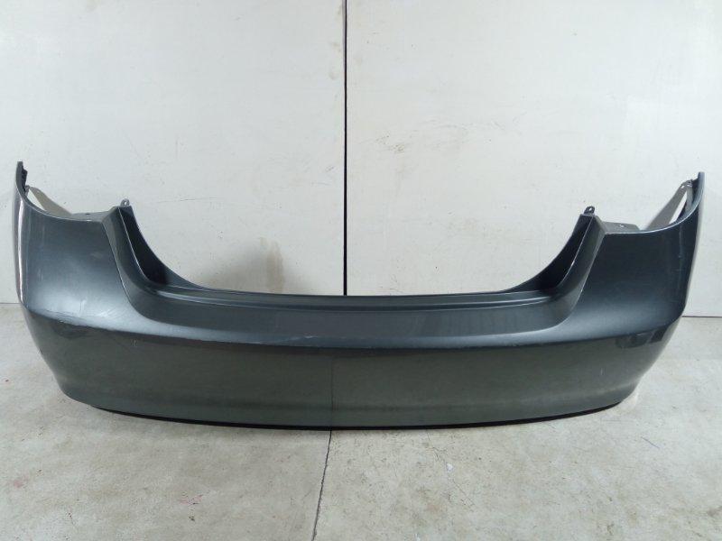Бампер задний Hyundai Elantra 2 2006 866112H000 (б/у)