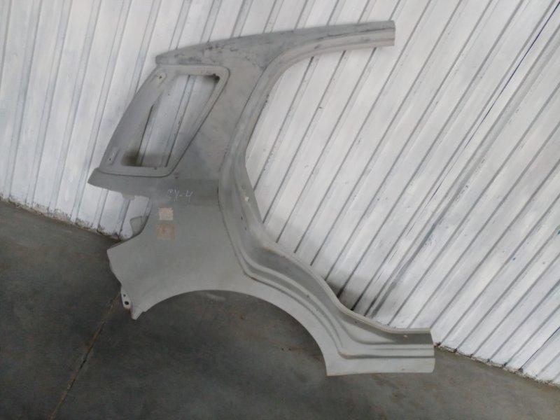Крыло заднее Suzuki Sx4 правое 6411155L30P31 (б/у)