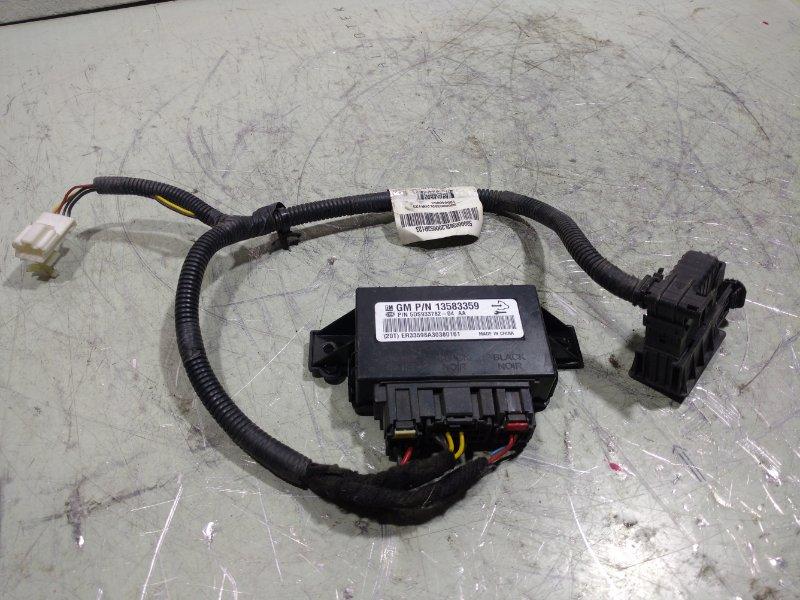 Блок управления обогревом сидений Opel Meriva B S10 2009 5DS933782-04AA (б/у)
