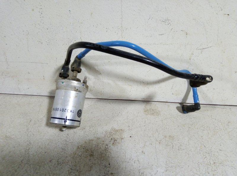 Фильтр топливный Volkswagen Golf 6 1K0201051K (б/у)