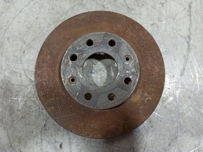 Диск тормозной передний вентилируемый Opel Corsa D D (б/у)