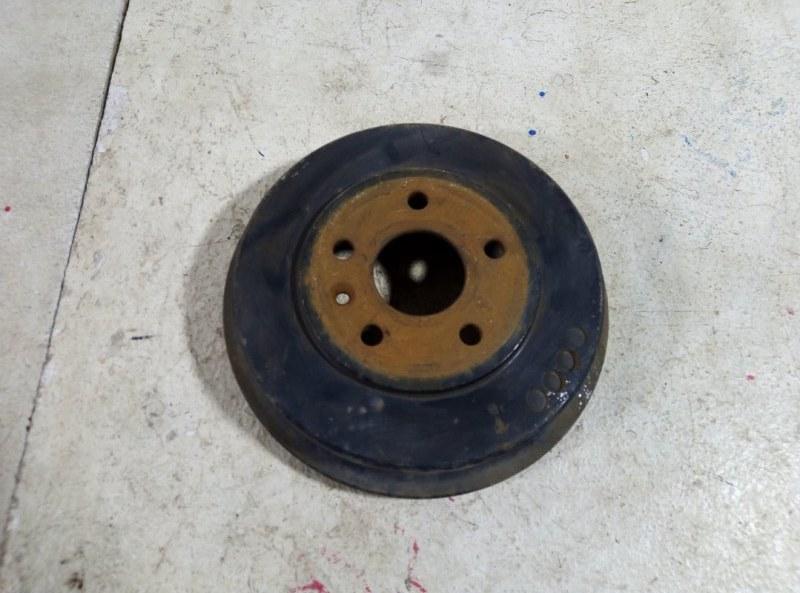 Тормозной барабан Chevrolet Aveo T300 T300 2011> 95224012 (б/у)