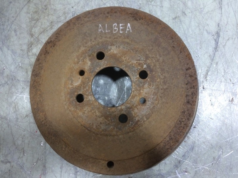 Тормозной барабан Fiat Albea 2002 (б/у)