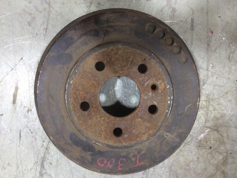 Тормозной барабан Chevrolet Aveo T300 95224012 (б/у)