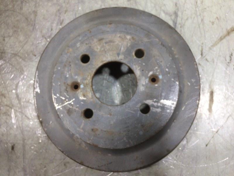 Тормозной барабан Chevrolet Aveo T250 T250 96470999 (б/у)