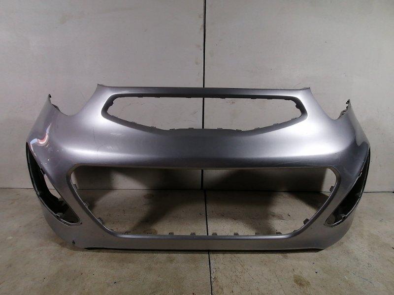 Бампер передний Kia Picanto 2 2011 865111Y000 (б/у)
