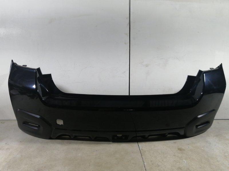 Бампер задний Subaru Xv 2011 57704FJ041 (б/у)
