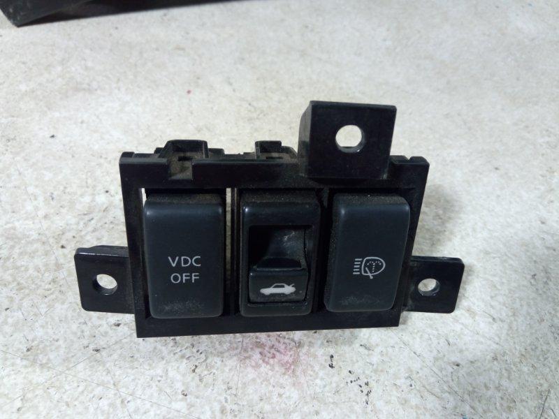 Кнопка открывания багажника Infiniti G37 L13242AA600 (б/у)