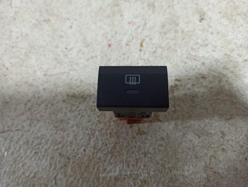 Кнопка обогрева стекла Volkswagen Polo MK5 2009> задняя 6R0959621A (б/у)