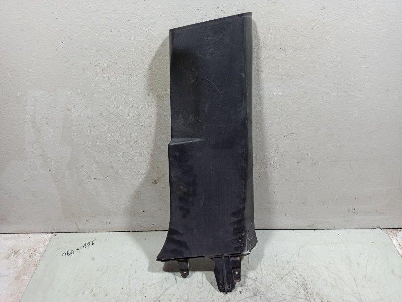 Обшивка стойки Seat Leon 1P1 2005 правая 1P0867240D (б/у)