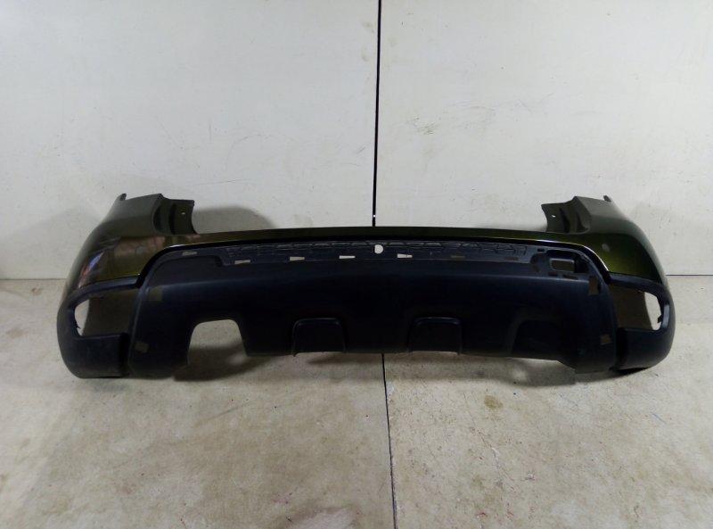 Бампер задний Renault Duster HSA 2012> (б/у)