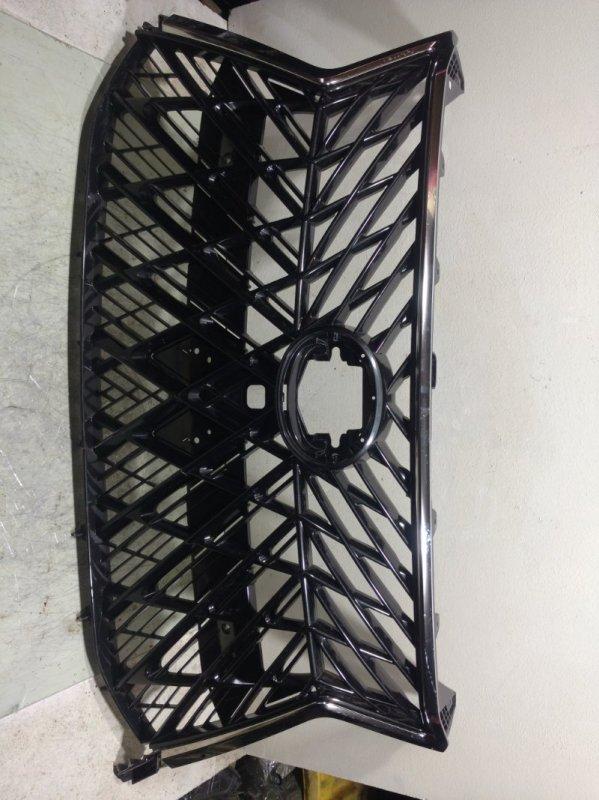 Решетка радиатора Lexus Lx J200 2015> (б/у)