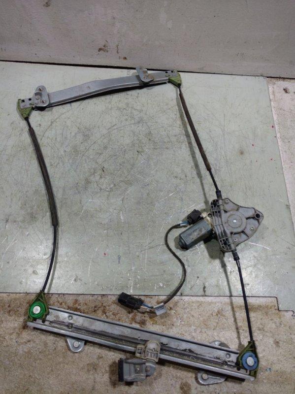 Механизм стеклоподъемника Газ Волга Chrysler 1997 (б/у)