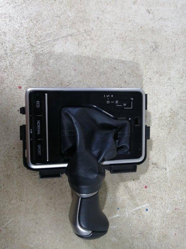 Ручка кпп Toyota Land Cruiser Prado 150 KDJ150 1GDFTV 2.8 DIZEL 2018 (б/у)