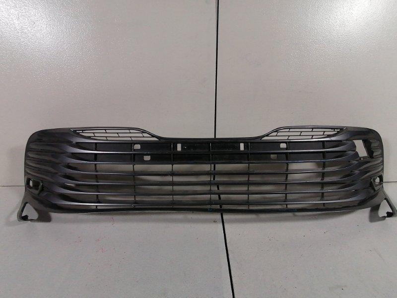 Решетка радиатора Toyota Camry 70 V70 2018> (б/у)