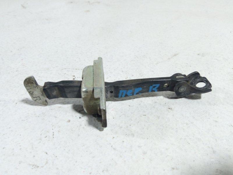 Ограничитель двери Toyota Rav4 XA40 2.0 3ZRFE 2013 передний правый (б/у)