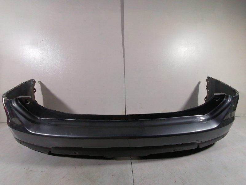 Бампер Nissan X-Trail 3 T32 2014> задний (б/у)