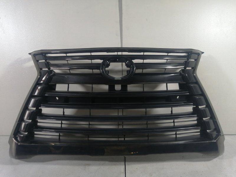 Решетка радиатора Lexus Lx 570 (б/у)
