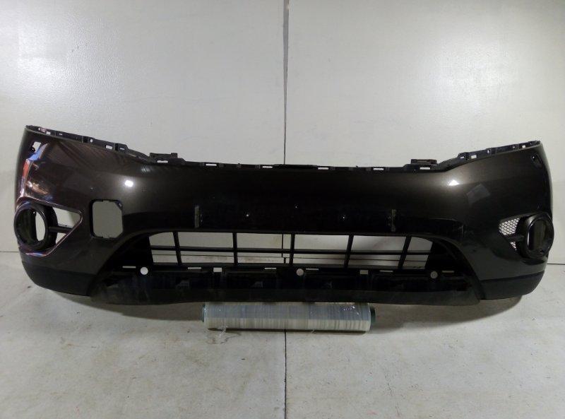 Бампер передний Nissan Pathfinder передний (б/у)