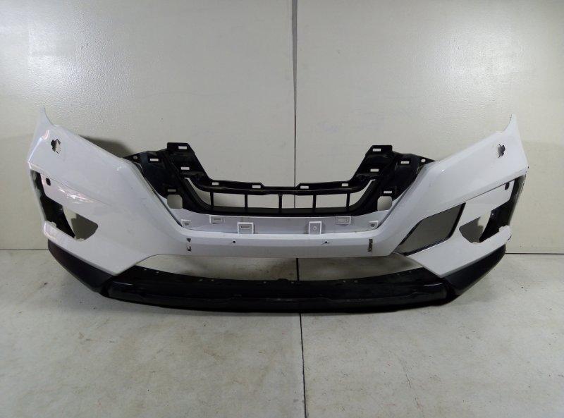 Бампер передний Nissan X-Trail 3 T32 2014> передний (б/у)