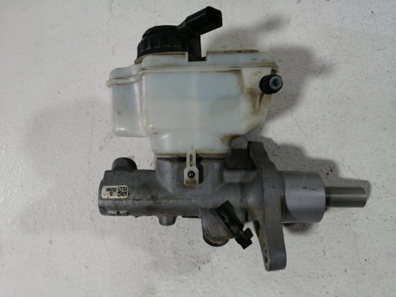 Главный тормозной цилиндр Skoda Yeti 2009> (б/у)