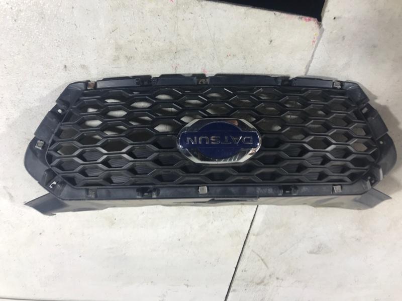 Решетка радиатора Datsun On-Do (б/у)