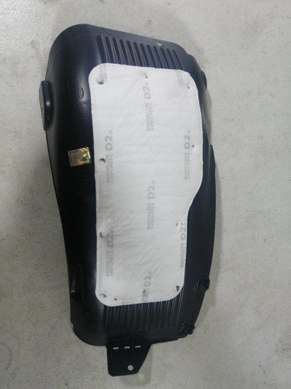 Подкрылок  часть Hyundai I30 2012> задний правый (б/у)