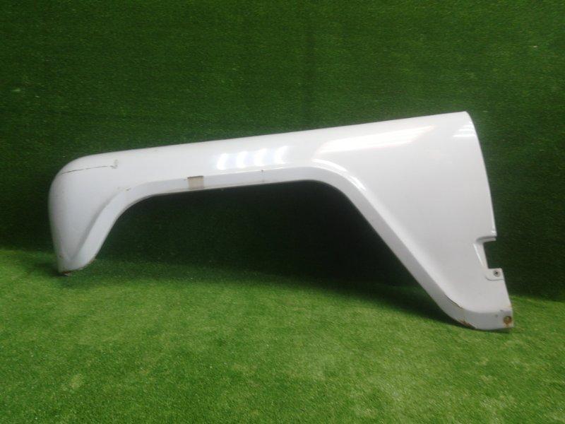Крыло переднее Уаз Hunter 2008 левое (б/у)