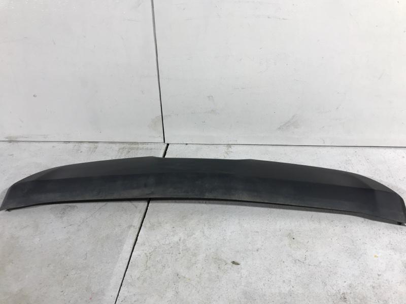 Накладка заднего бампера Hyundai Creta задняя нижняя (б/у)