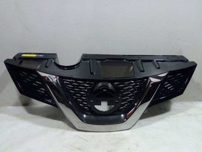 Решетка радиатора (хром) Nissan X-Trail 3 T32 2014> (б/у)