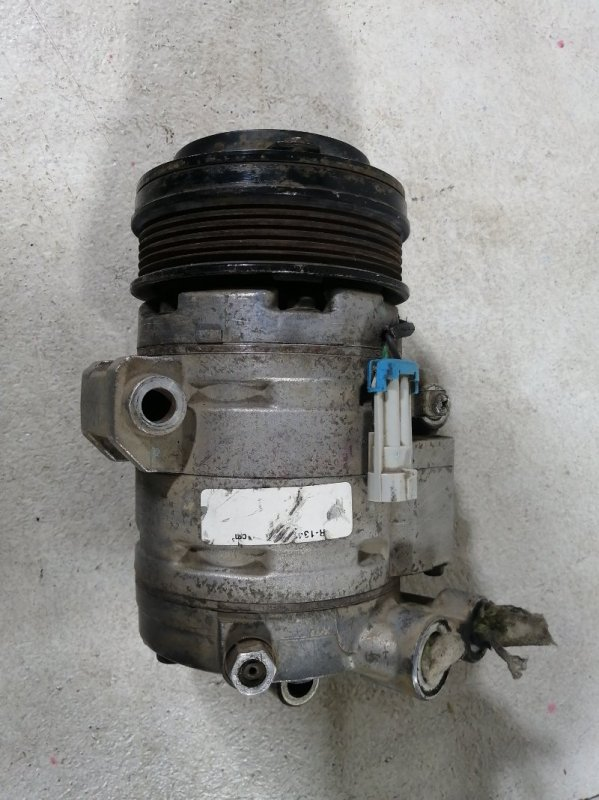 Компрессор кондиционера Chevrolet Cobalt J200 L2C 2013 (б/у)