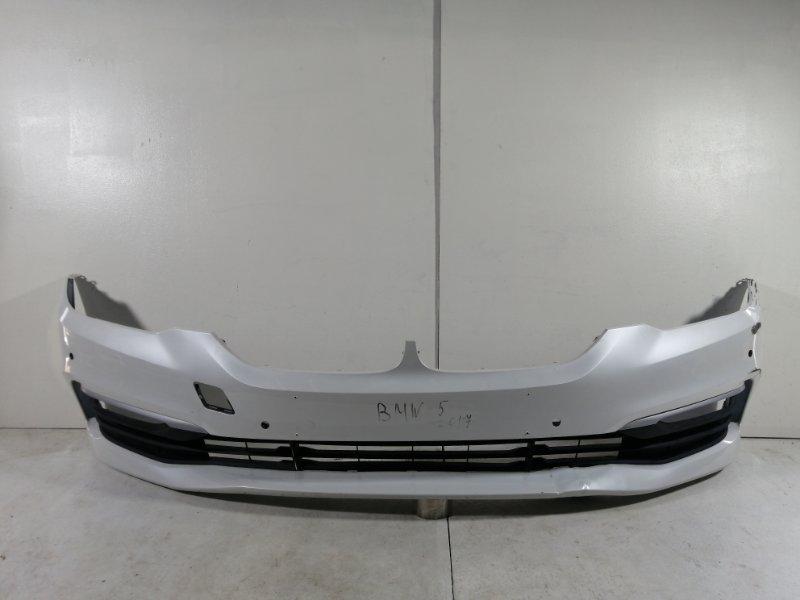 Бампер передний Bmw 5-Серия G30 2016 (б/у)