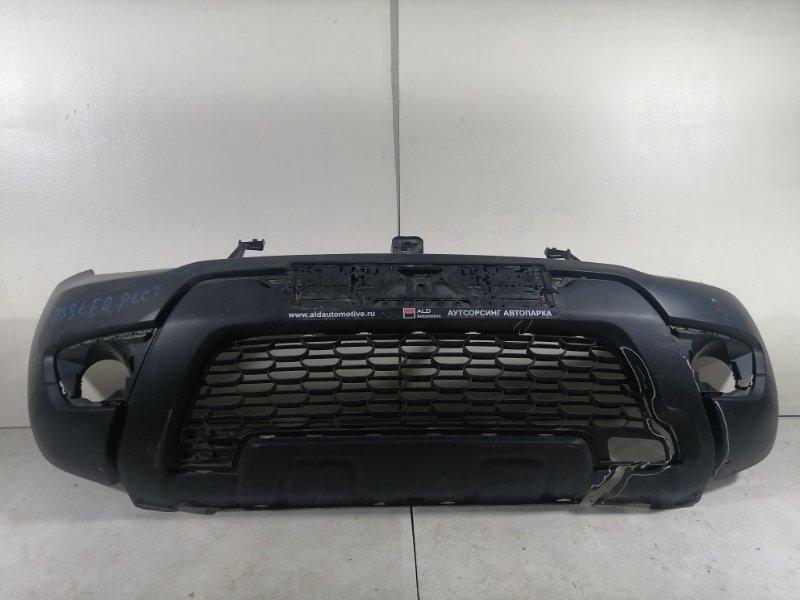 Бампер передний Renault Duster 2012> (б/у)