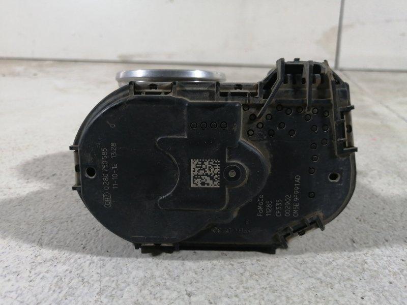 Дроссельная заслонка Ford Focus 3 CB XQDA 2012 (б/у)
