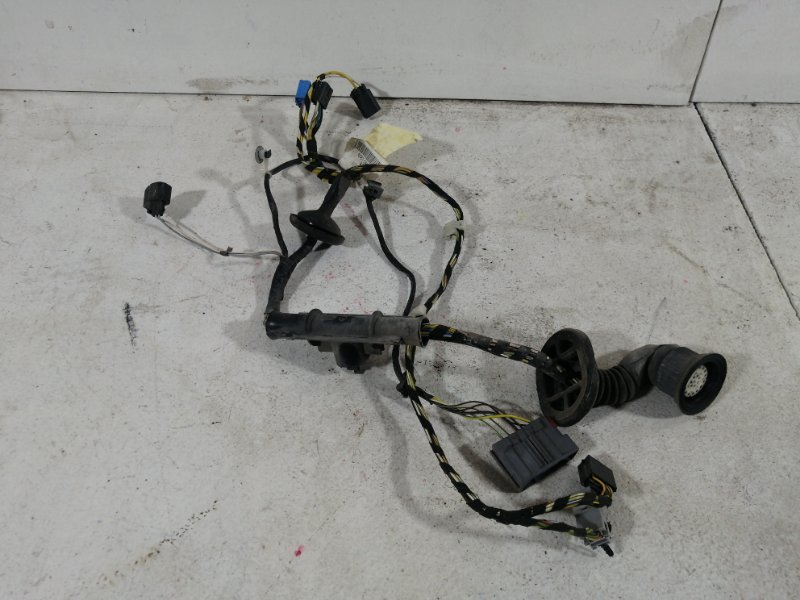 Жгут проводов Ford Fusion 2002-2012 передний левый (б/у)
