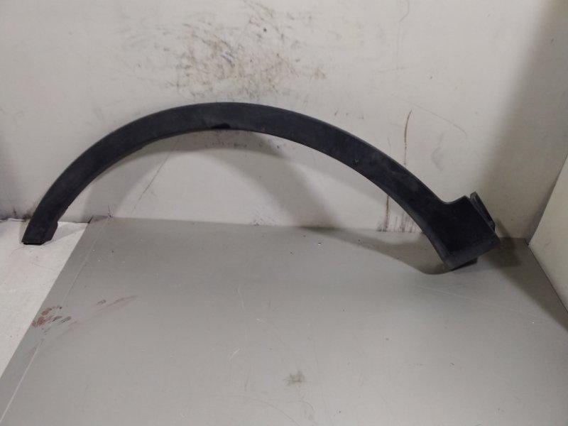 Накладка арки колеса Toyota Rav4 2013> передняя левая (б/у)