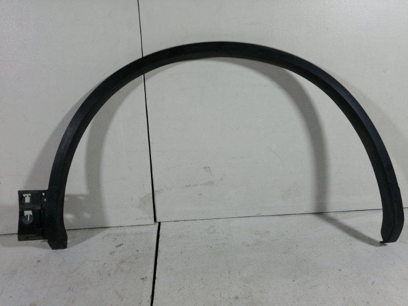 Накладка арки колеса Volkswagen Touareg 2 передняя правая (б/у)