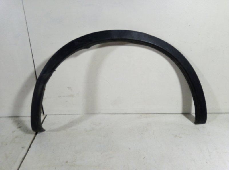 Накладка крыла Nissan Qashqai 1 J10 задняя правая (б/у)