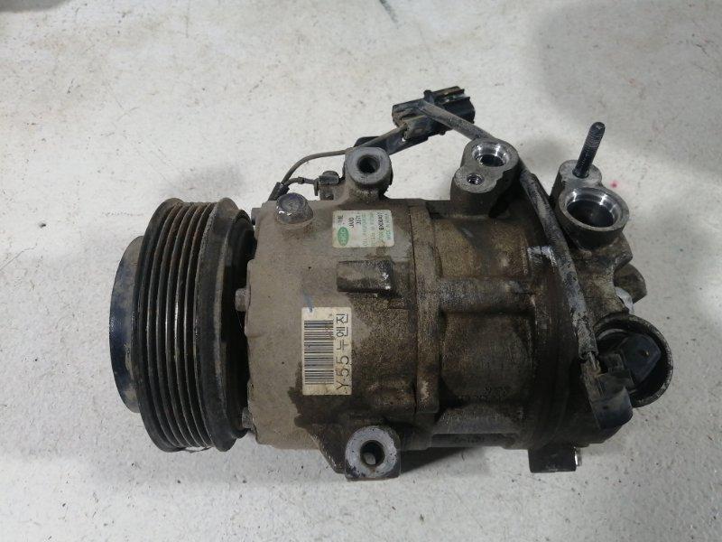Компрессор кондиционера Hyundai Ix35 LM 2.0 2014 (б/у)