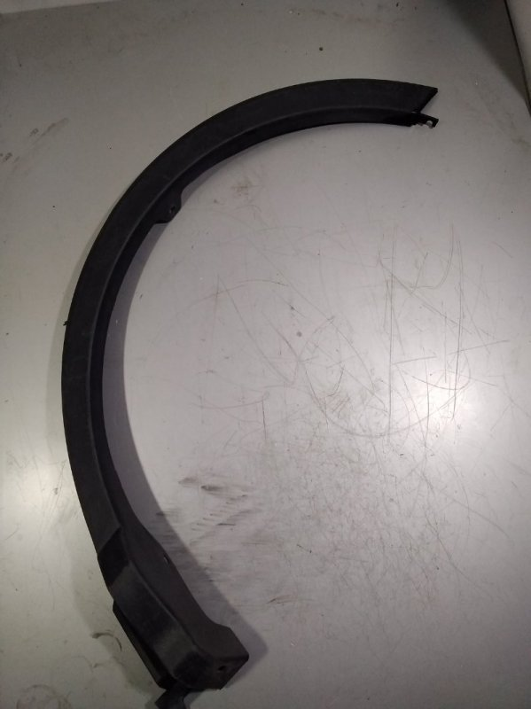 Накладка арки колеса Toyota Rav4 2016> задняя левая (б/у)