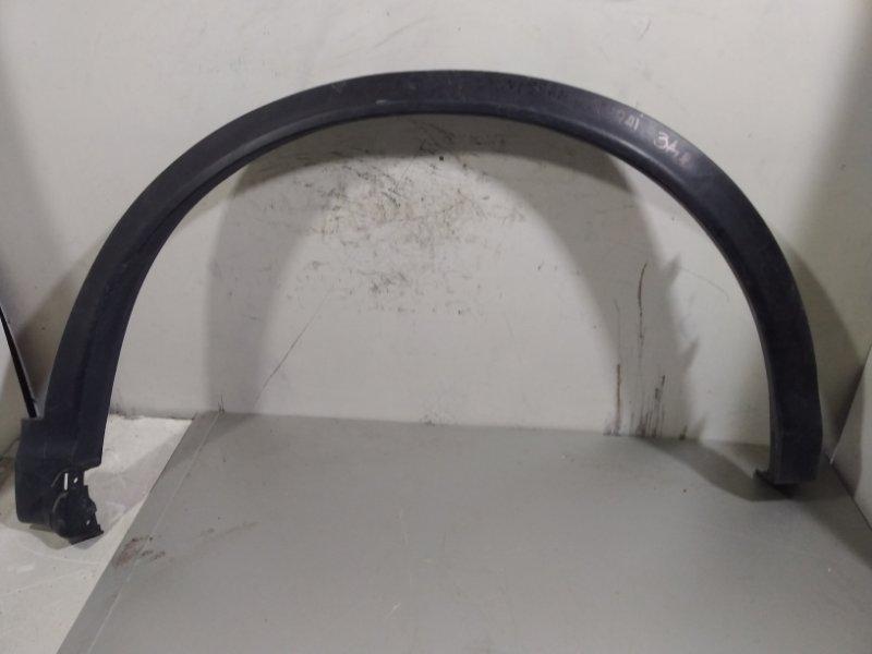 Накладка арки колеса Nissan Qashqai 2 J11 2014 передняя правая (б/у)