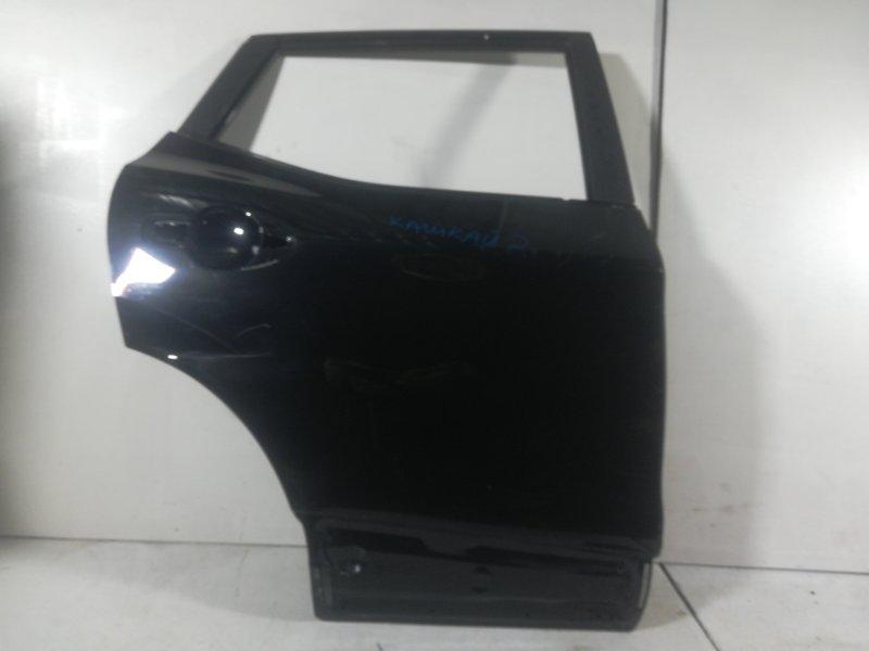Дверь Nissan Qashqai 2 J11 2014 задняя правая (б/у)